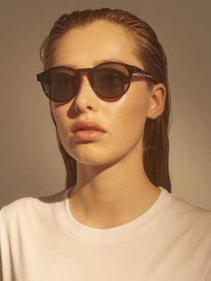 A.Kjaerbede Marvin Sunglasses in Black