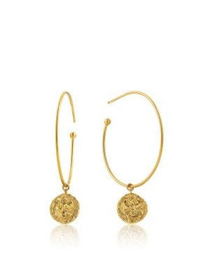 Ania Haie Boreas Hoop earrings