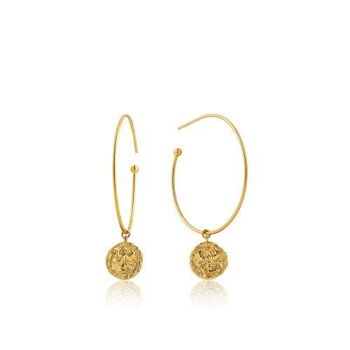 Ania Haie Boreas Hoop earrings