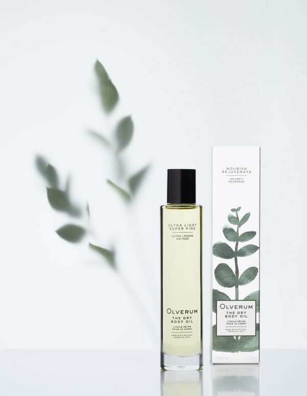 Olverum Dry Body Oil 1