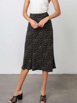 Rails Anya skirt black spot 1