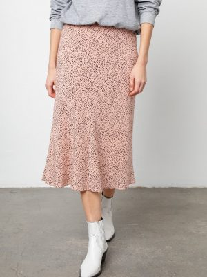 Rails Anya skirt rose spot 1