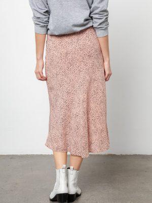 Rails Anya Skirt Rose Spotted