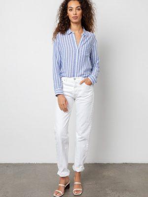 Rails Charli juneau stripe shirt 1