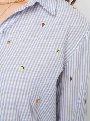 Rails Taylor Embroidered Shirt Citrus