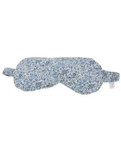 Bon Dep Liberty lavender eye mask blue floral