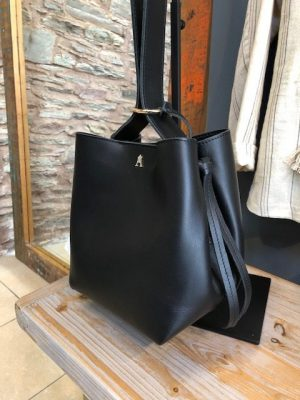 Craie Coutume Bag in Black