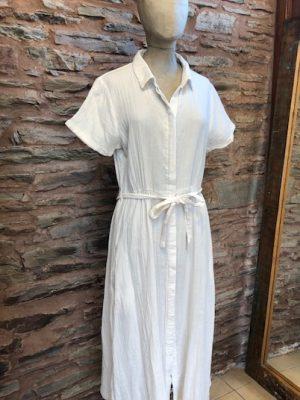 HOD Bertie Dress White 1