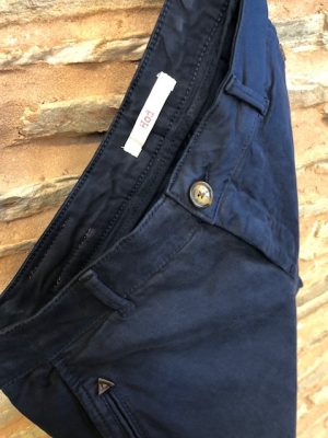 HOD Classic Chinos Navy Blue