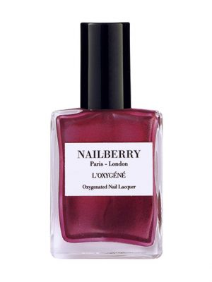 Nailberry Red_Mystique