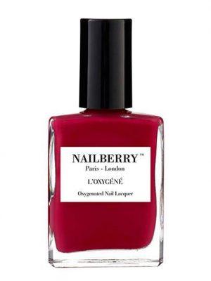 Nailberry Strawberry Jam Nail Polish
