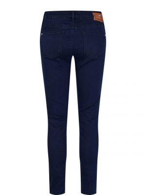 Mos Mosh Charlie Core Zip Denim Dark Blue