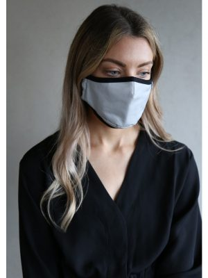 Breathe and Protect Adult Grey mask