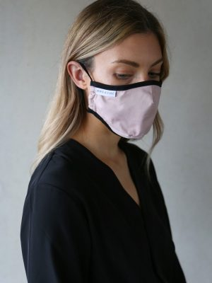 Breathe and Protect Adult Pink Mask