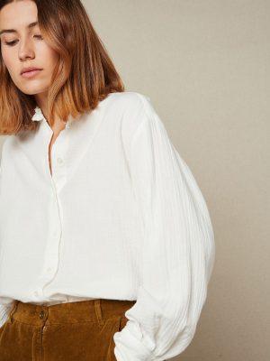 Hartford Christie White Shirt 1