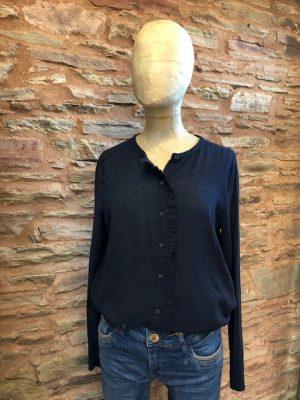 Hartford Thalina Shirt Navy 1