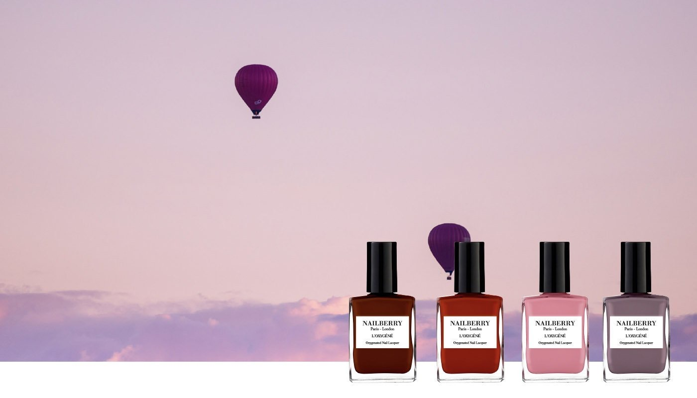 Nailberry New AW homepage Image
