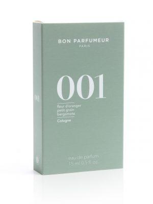 Bon Parfumeur Eau de Parfum Travel Spray 001
