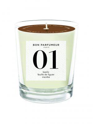 Bon Parfumeur Candle No 1 Glass