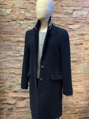 MKT Monica coat Navy 1