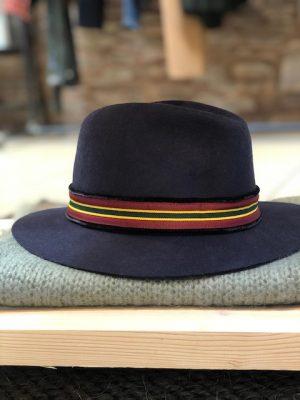 MKT Studio Ben Hat Navy