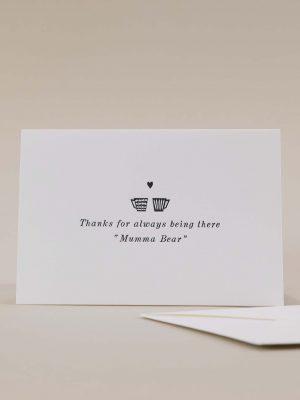 Card Mumma Bear