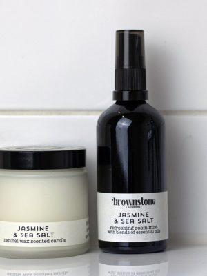 Brownstone Jasmine and Sea Salt Room Mist