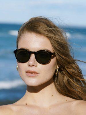 A.Kjaerbede Marvin Sunglasses Black