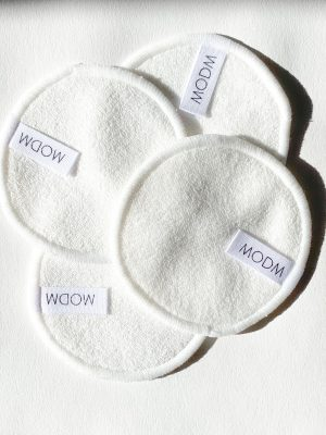 MODM Bamboo and Cotton Discs with Washbag