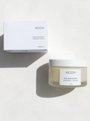 MODM Body Renewal Balm Mandarin and Vetiver 2