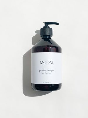 MODM Grapefuit and Seagrass Hand and Body wash 2
