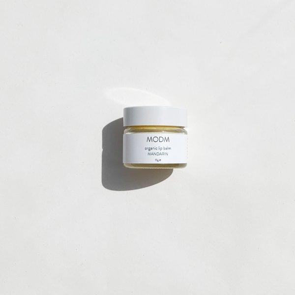MODM Organic Lip Balm-Mandarin