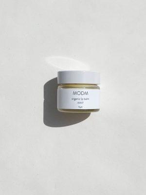 MODM Organic Lip Balm-Mint