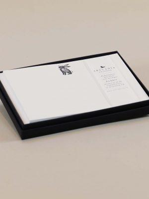 Rabbit Notecard Set