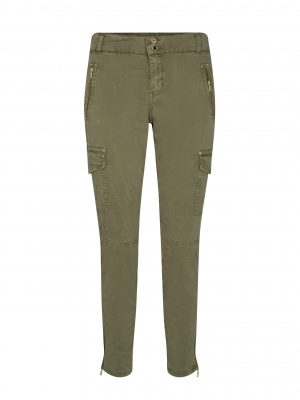 SS21-134120-534_1.Gilles Cargo Pant Ankle Winter Moss