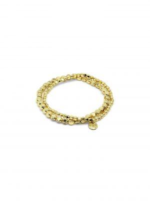 Boho Betty Sabal Major bracelet gold
