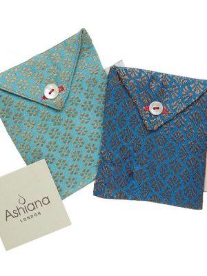 Ashiana Margot Hoop Freshwater Pearl Earrings