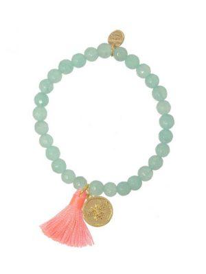 Ashiana Bee Coin Bracelet