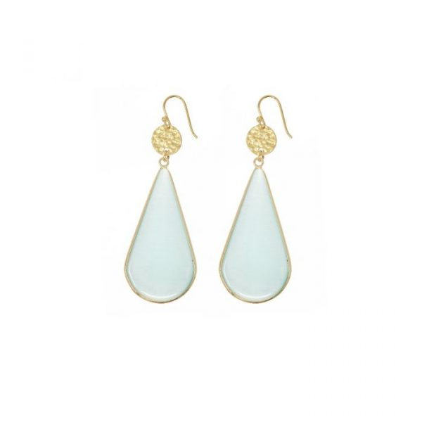 Ashiana Marigold earrings
