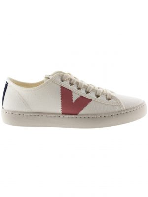 Victoria Berlin Sports Canvas Trainers Rose