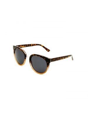 A.Kjaerbede Gray Sunglasses Demi Tortoise Yellow