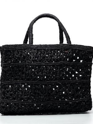 Maison Bengal Paris bag black