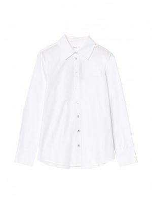 Yerse Classic Cotton Shirt White