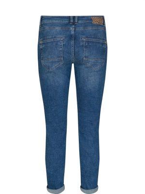 Mos Mosh Naomi Row Jeans Blue
