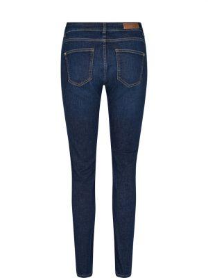 Mos Mosh Regina Cover Jeans Blue