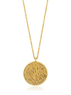 Ania Haie Gold Ancient Minoan Necklace 1