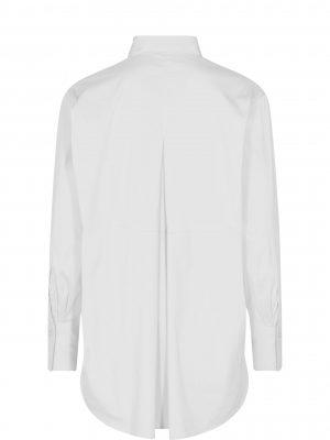 Mos Mosh Enola Cotton Shirt White