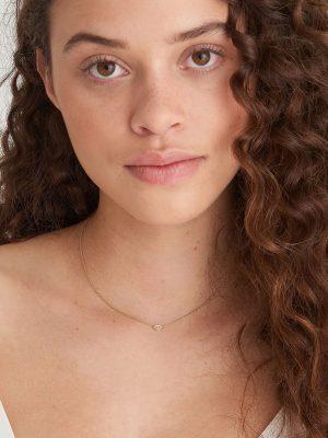 Ania Haie Evil Eye Gold Necklace