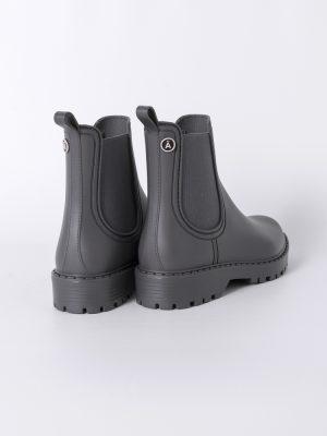 Tanta Druppel Rain Boots Lava Grey