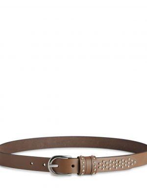 Markberg Vanessa Leather Belt Caramel
